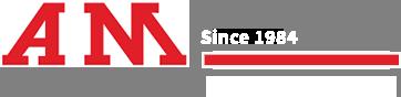 AM Shipping Supplies - Footer Logo