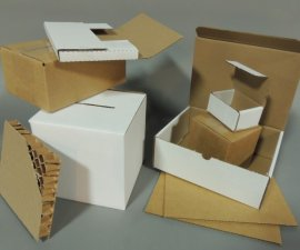 image of shipping boxes